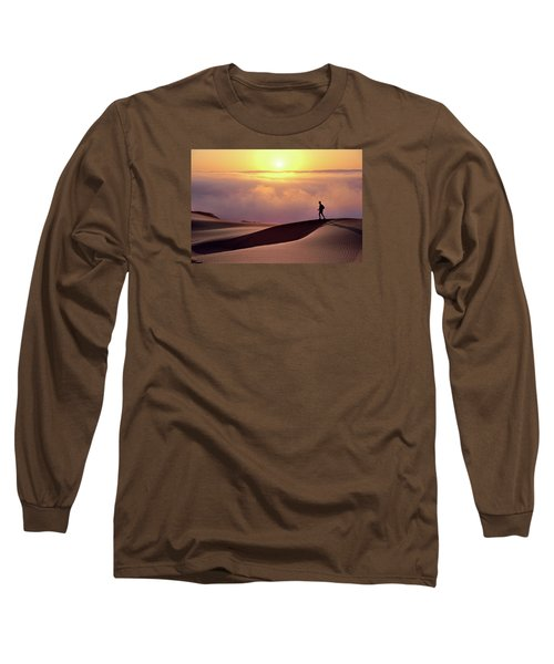 Finge Benefits Long Sleeve T-Shirt