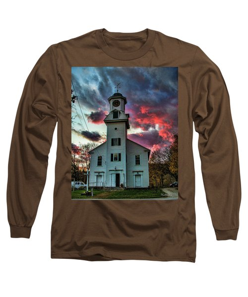Fire And Brimstone Long Sleeve T-Shirt