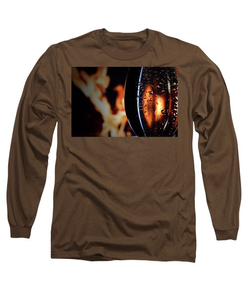 Fire And Rain Long Sleeve T-Shirt