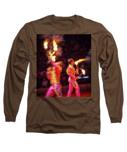 Fire Eaters Long Sleeve T-Shirt