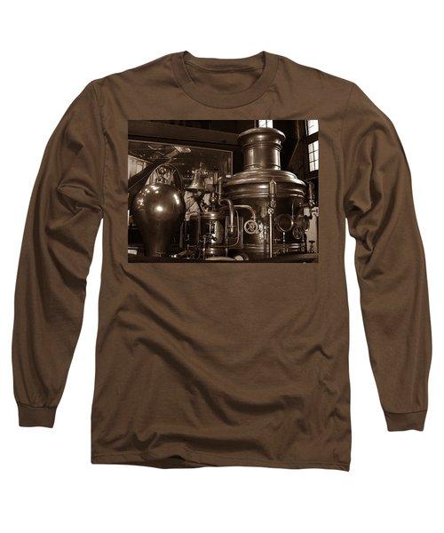 Fire Engine 1 Long Sleeve T-Shirt