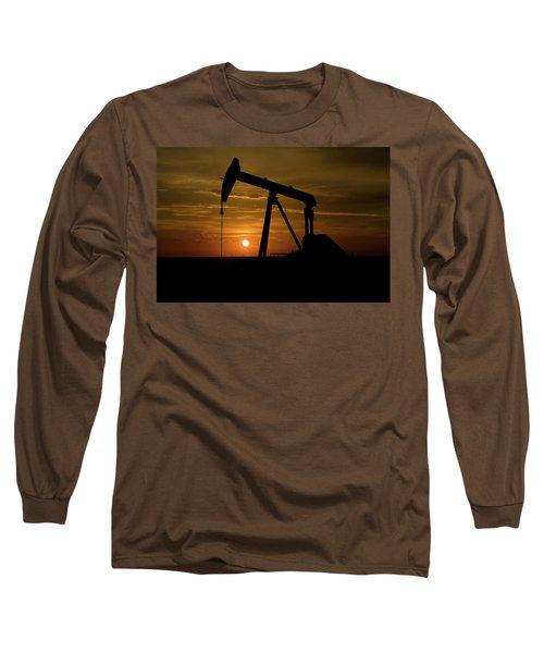 Fireball Long Sleeve T-Shirt