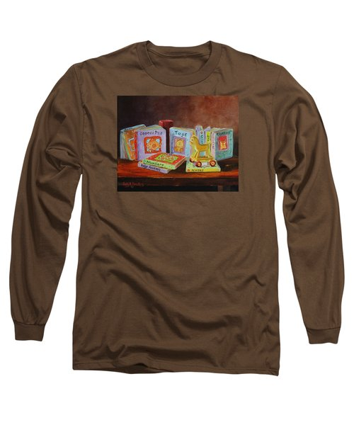 First Books Long Sleeve T-Shirt