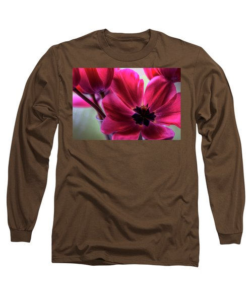 First To Wake Long Sleeve T-Shirt