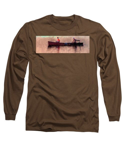 Fisherman Long Sleeve T-Shirt
