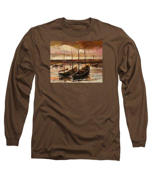 Fishing Cutters  Long Sleeve T-Shirt