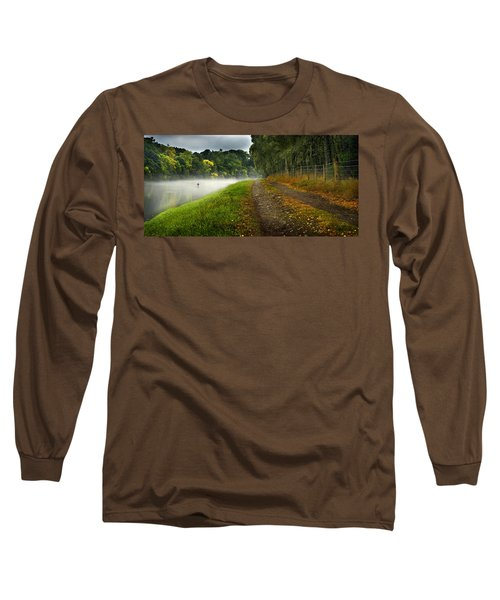 Fishing The River Beauly Long Sleeve T-Shirt