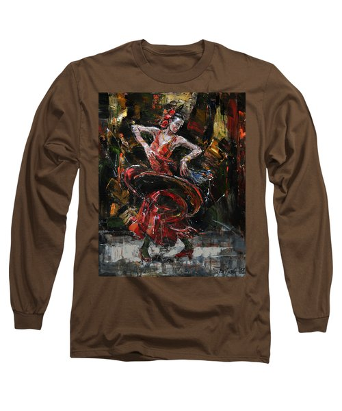 Flamenco II Long Sleeve T-Shirt