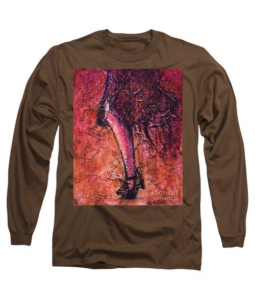 Flapper Long Sleeve T-Shirt