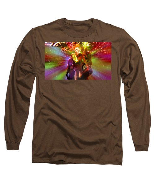 Flash Of Light Long Sleeve T-Shirt