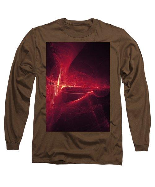 Flip Long Sleeve T-Shirt