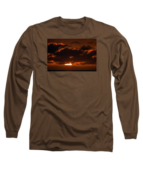 Florida Keys Sunrise Long Sleeve T-Shirt