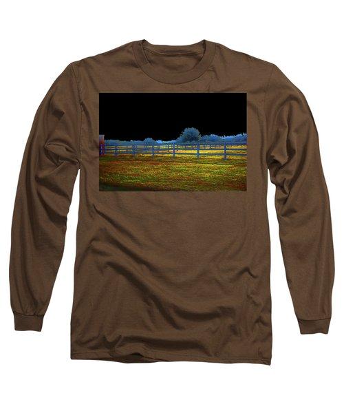 Florida Ranchland Long Sleeve T-Shirt