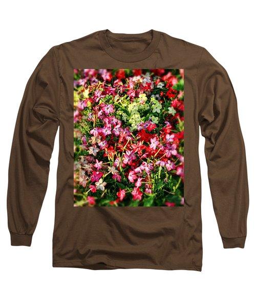 Flower Garden 1 Long Sleeve T-Shirt