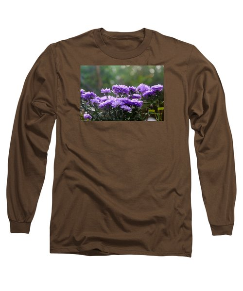 Long Sleeve T-Shirt featuring the photograph Flowers Edition by Bernd Hau