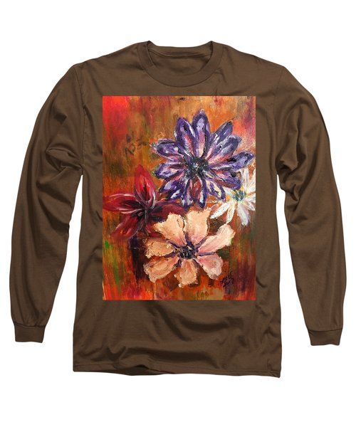 Flowers In The Spring Long Sleeve T-Shirt