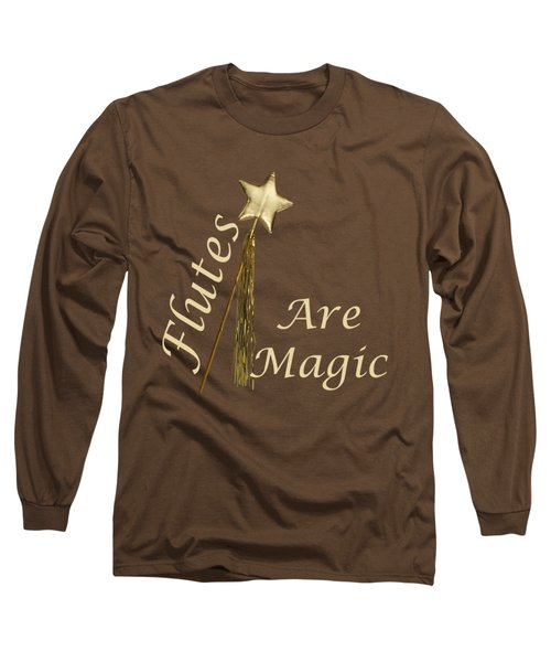 Flutes Are Magic 5544.02 Long Sleeve T-Shirt
