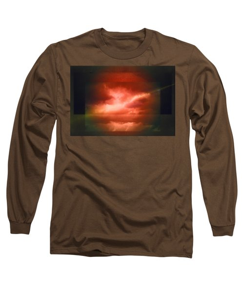 fly Long Sleeve T-Shirt by Mark Ross