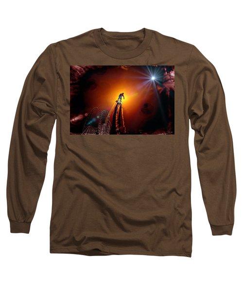 Flyboard  1 Long Sleeve T-Shirt