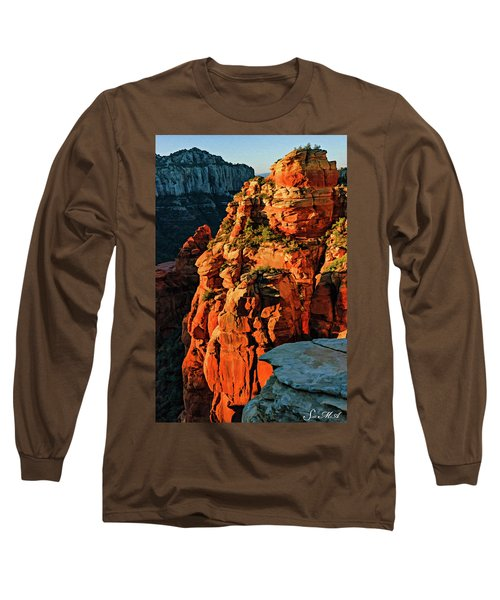 Flying Buttress 06-034 Long Sleeve T-Shirt