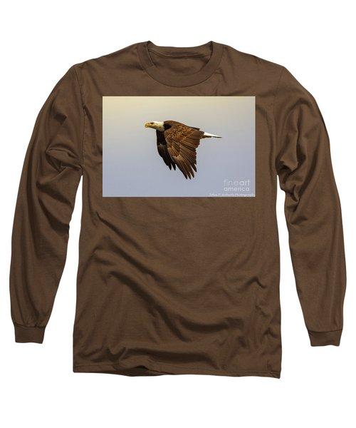 Flying High Long Sleeve T-Shirt by John Roberts