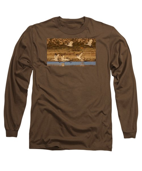 Flying Out Long Sleeve T-Shirt