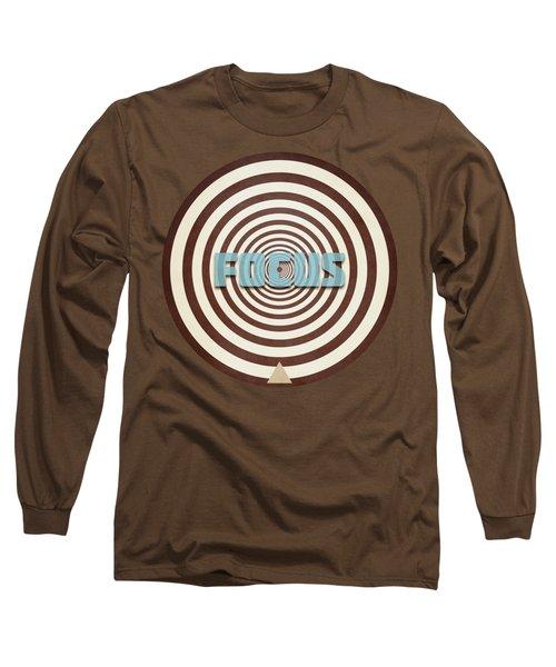 Focus Long Sleeve T-Shirt