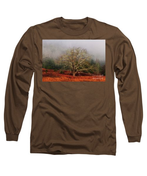 Fog Tree Long Sleeve T-Shirt