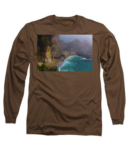 Foggy Cove Long Sleeve T-Shirt