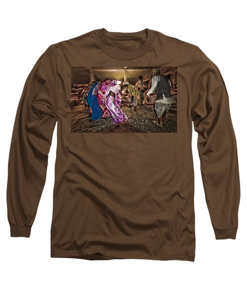 Folk Dance Long Sleeve T-Shirt