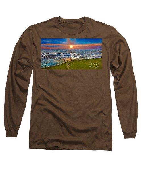 Follow The One True Light Long Sleeve T-Shirt