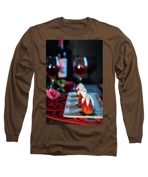 Long Sleeve T-Shirt featuring the photograph For My Sweetheart by Deborah Klubertanz