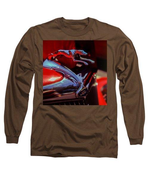 Ford Greyhound Long Sleeve T-Shirt
