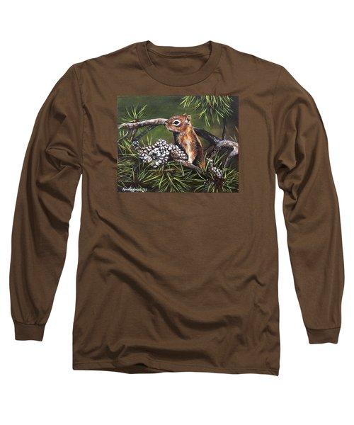 Forest Friend Long Sleeve T-Shirt