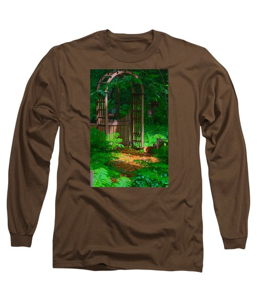 Forest Gateway Long Sleeve T-Shirt