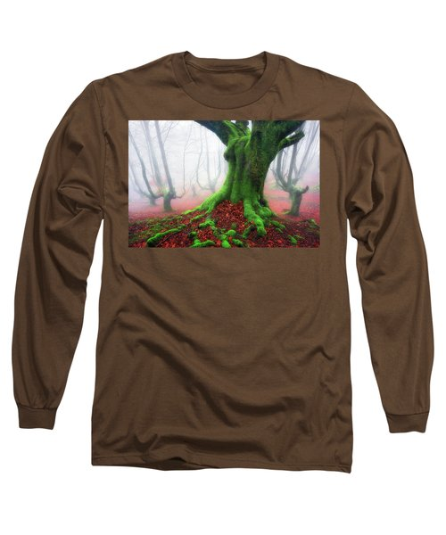 Forest Speeches Long Sleeve T-Shirt
