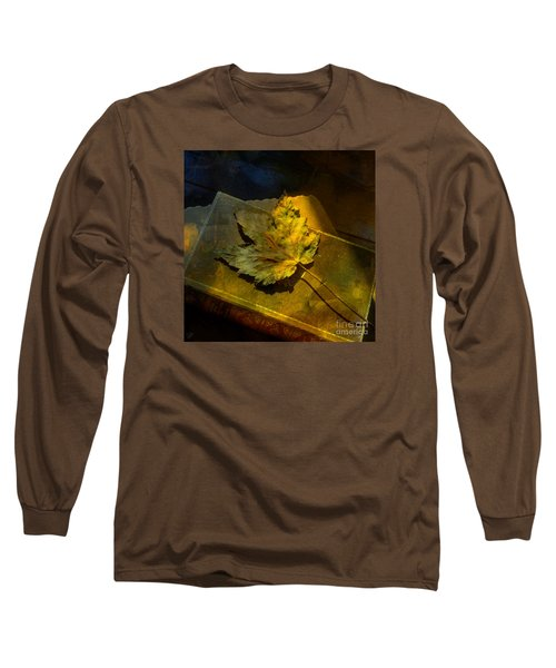 Long Sleeve T-Shirt featuring the photograph Forever Autumn by LemonArt Photography