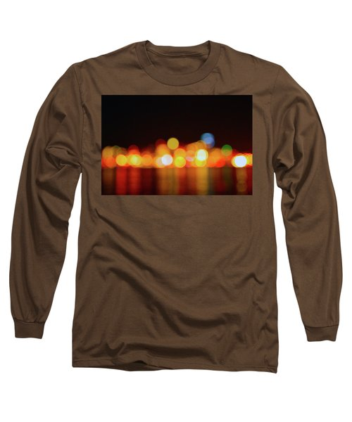 Form Alki - Unfocused Long Sleeve T-Shirt