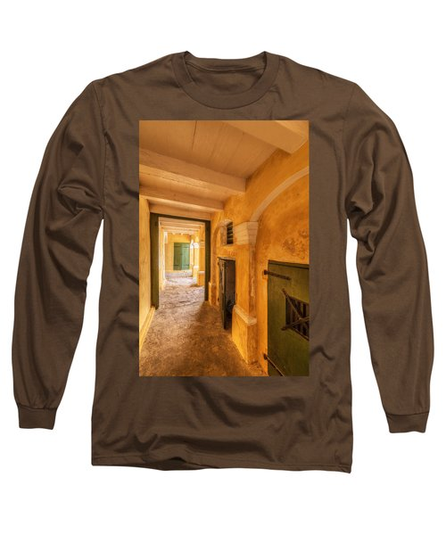 Fort Christianson Long Sleeve T-Shirt