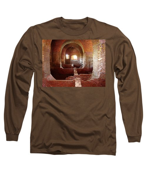Fort Pulaski I Long Sleeve T-Shirt