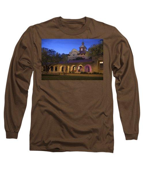 Fort Worth Livestock Exchange Long Sleeve T-Shirt