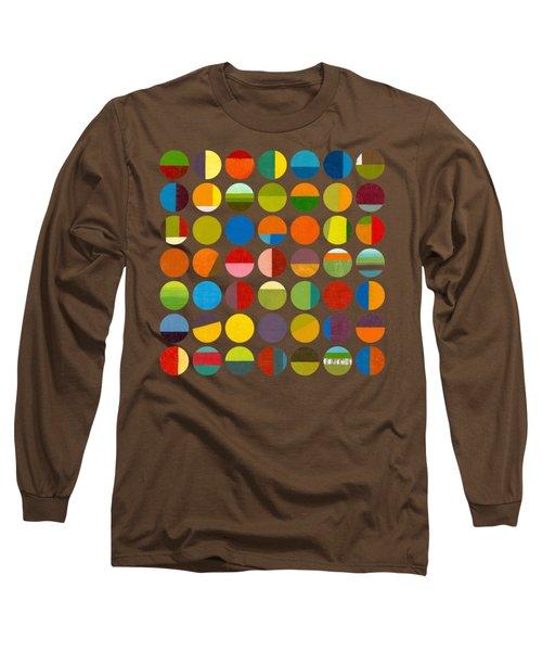 Forty Nine Circles Long Sleeve T-Shirt