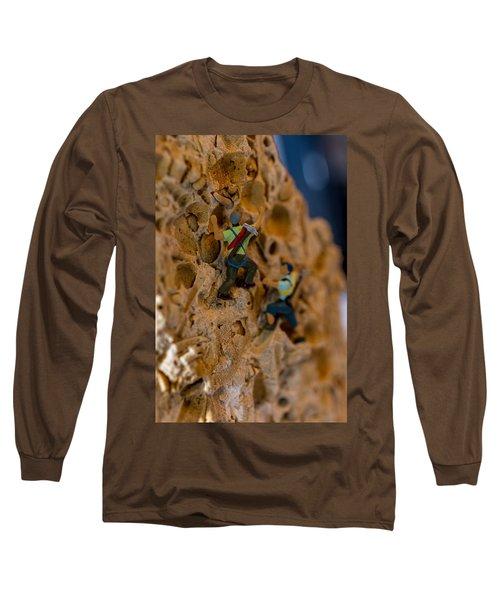 Fossil Rock Climbing Long Sleeve T-Shirt
