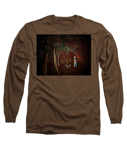 Found II Long Sleeve T-Shirt