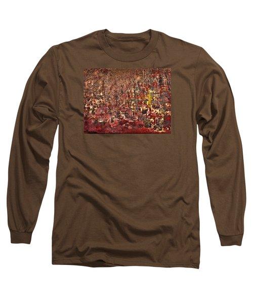 Long Sleeve T-Shirt featuring the photograph Foundling by John Hansen