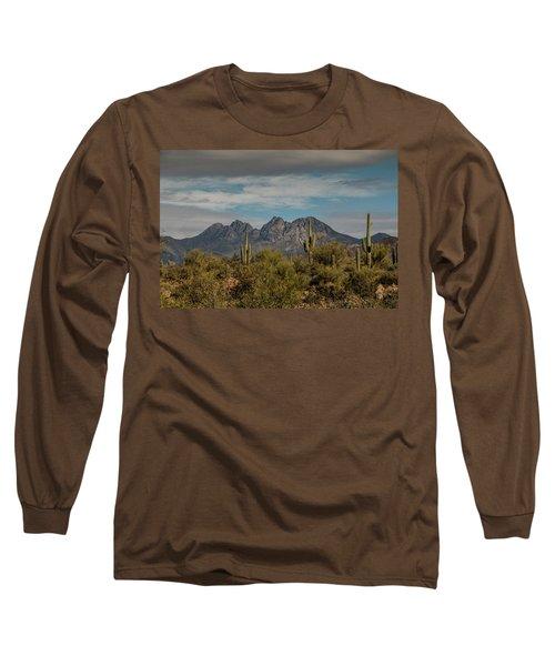 Four Peaks Long Sleeve T-Shirt
