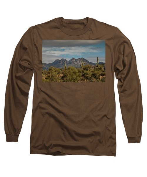 Four Peaks Long Sleeve T-Shirt