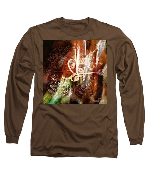 four Qul Long Sleeve T-Shirt