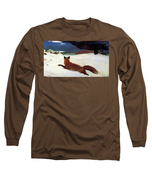 Fox Hunt Long Sleeve T-Shirt