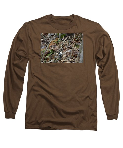 Framed Rugr Long Sleeve T-Shirt by Randy Bodkins